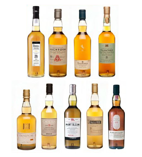 Diageo 2010 Limited Releases