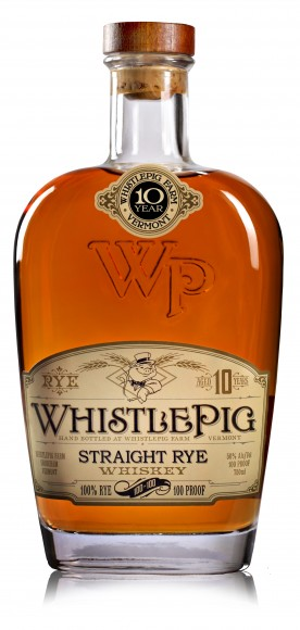 WhistlePig Straight Rye Whiskey