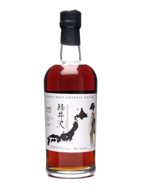 Karuizawa 1982 - The Whisky Exchange