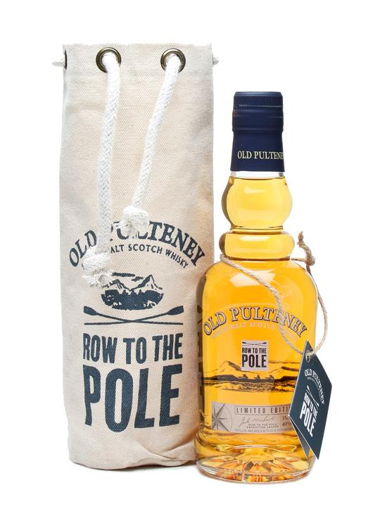 Old Pulteney - Row to the Pole
