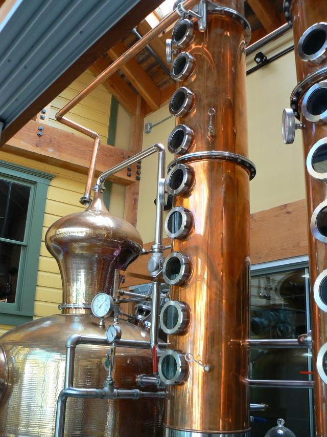 High West Distillery - Still