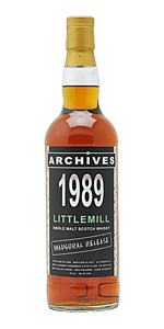 Littlemill 22, Archives