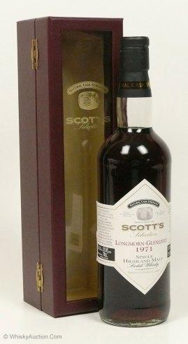 Longmorn-Glenlivet - Scott's Selection