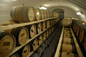 Mackmyra Warehouses