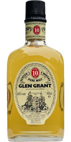 Glen Grant 10