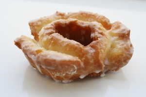 Old fashioned doughnut