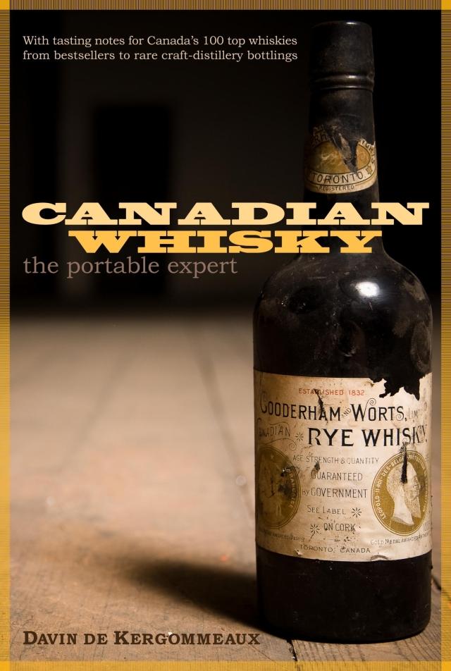 Canadian Whisky by Davin de Kergommeaux