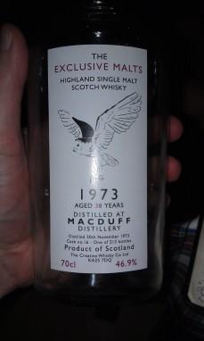 Macduff 1973