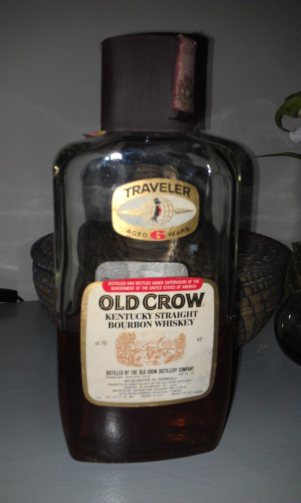 Old Crow Traveler's Fifth