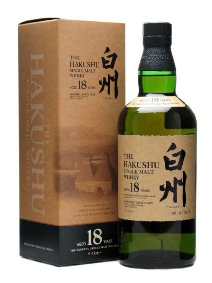 Hakushu 18 at The Whisky Exchange