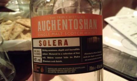 Auchentoshan Solera