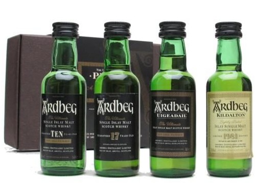 Ardbeg Peat Pack at The Whisky Exchange