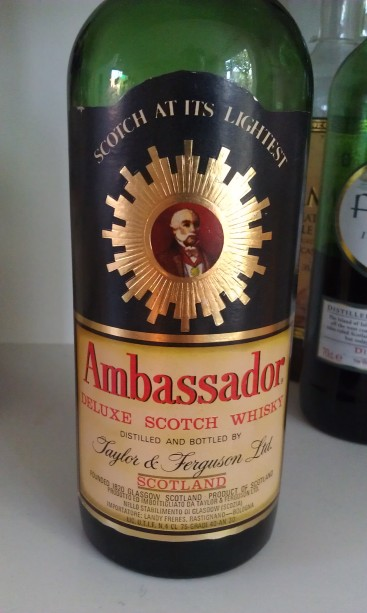 Ambassador Deluxe Scotch Whisky