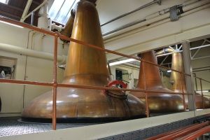 The stills at Glen Moray