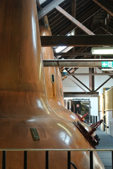 The stills at BenRiach
