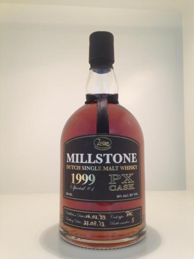 Millstone 1999 PX Cask