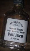 My wee Port Ellen sample.