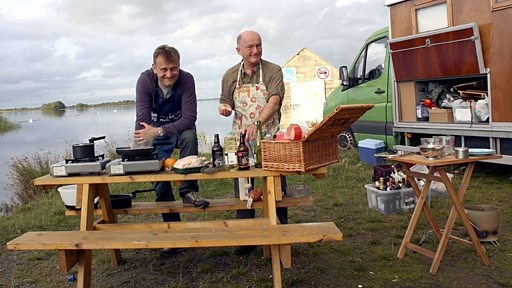 Stuart on a booze-fuelled Islay adventure with Diageo's Colin Dunn