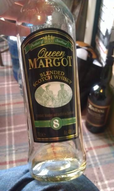 Queen Margot 8yo