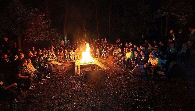 Maltstock's Bonfire. An annual highlight.
