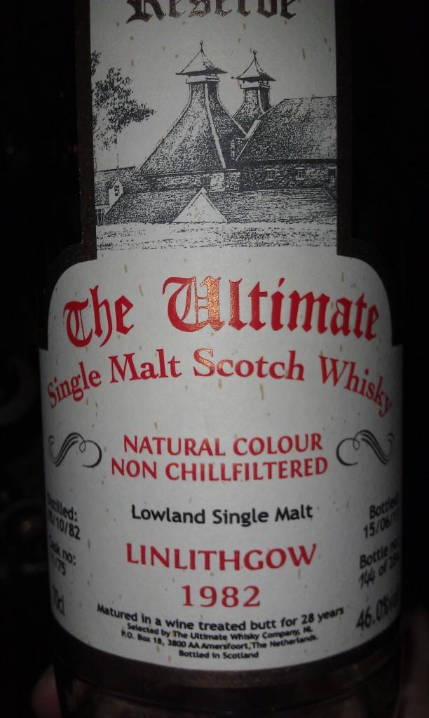 Linlithgow/St. Magdalene. Tasty