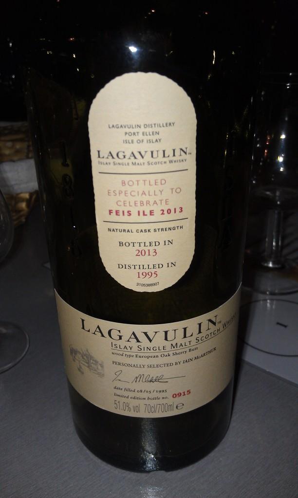Lagavulin Feis Ile 2013. Do I need to say more?