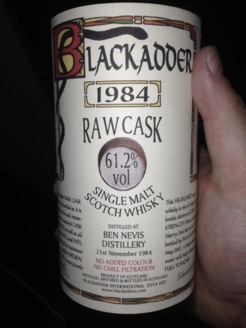Ben Nevis 1984 by Blackadder