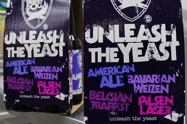 Unleash the Yeast!