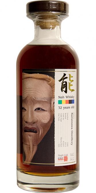 Karuizawa Noh 1980. Image from Whiskybase