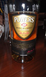 Powers' Gold Label