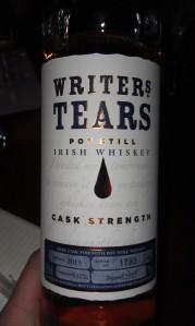 Writer's Tears CS