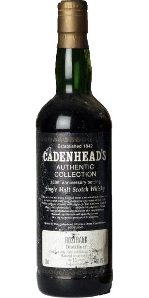 Rosebank Cadenhead
