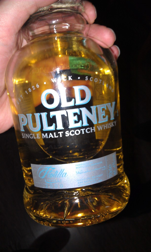 Old Pulteney Flotilla 2000. Yes