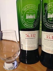 The SMWS' Mortlach. Thanks for the image Ben!