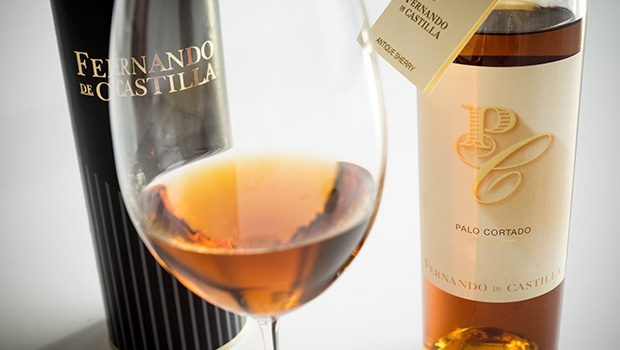 Palo Cortado. Image knicked from Sherrynotes.com
