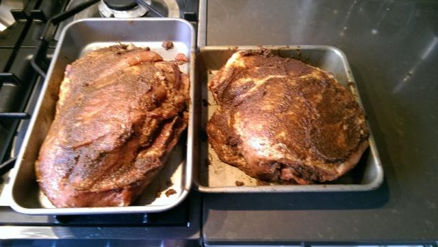 (un)Pulled Pork!