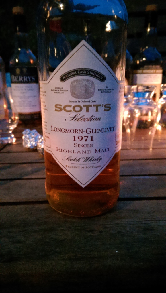 Old Longmorn. Oh yes!