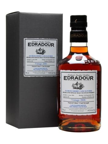 Edradour 8yo for TWE