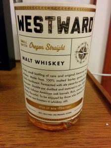 Westward Whiskey!