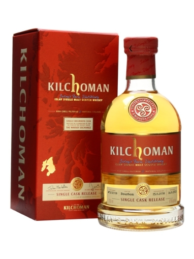 Kilchoman for TWE. Great stuff