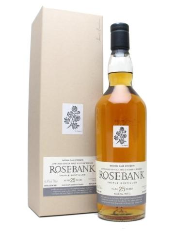 Rosebank 25, THE Rosebank 25