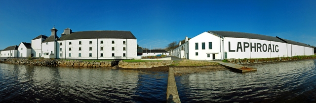 Islay Distillery. Image from http://www.islay.org.uk/, by Arwin Grewe
