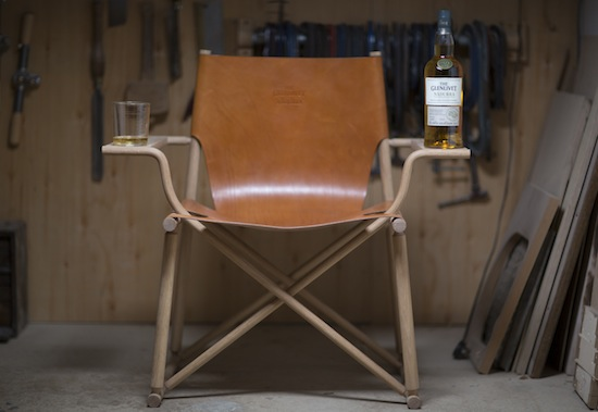 Glenlivet 'Dram' Chair