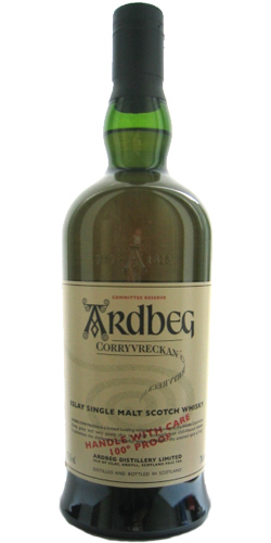 Ardbeg Corryvreckan. Image from Whiskybase