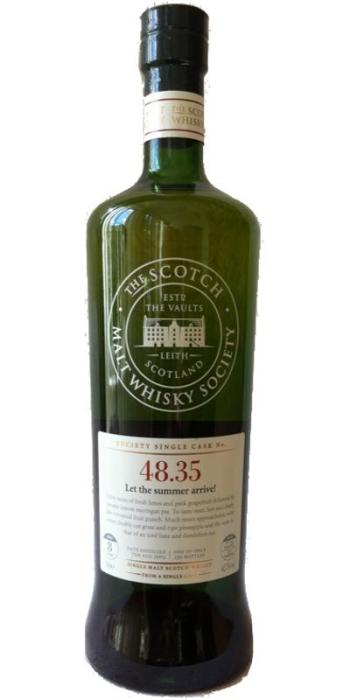 Balmenach 8yo. Image from Whiskybase