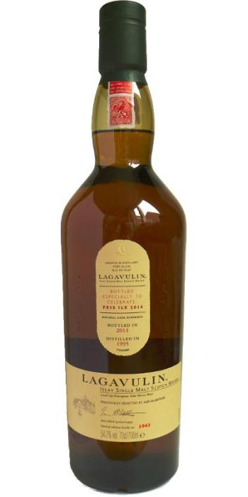 Lagavulin Feis Ile 2014. Image from Whiskybase