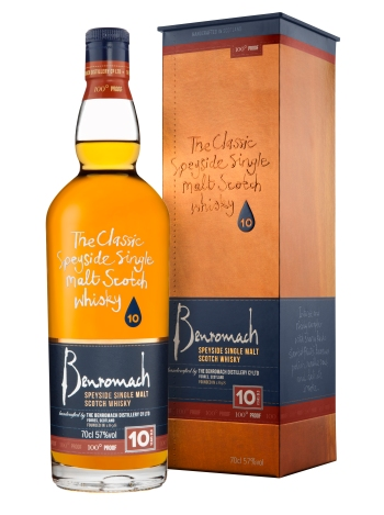 Benromach 100° Proof Bottle