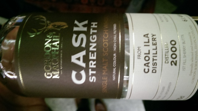 Oh Yes! A very, very good Caol Ila