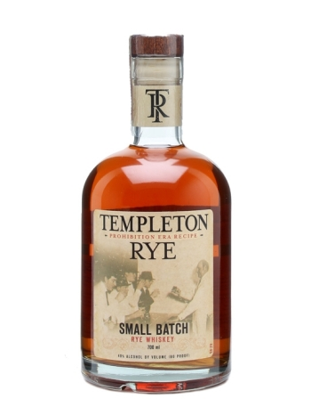 Templeton Rye. Available at The Whisky Exchange