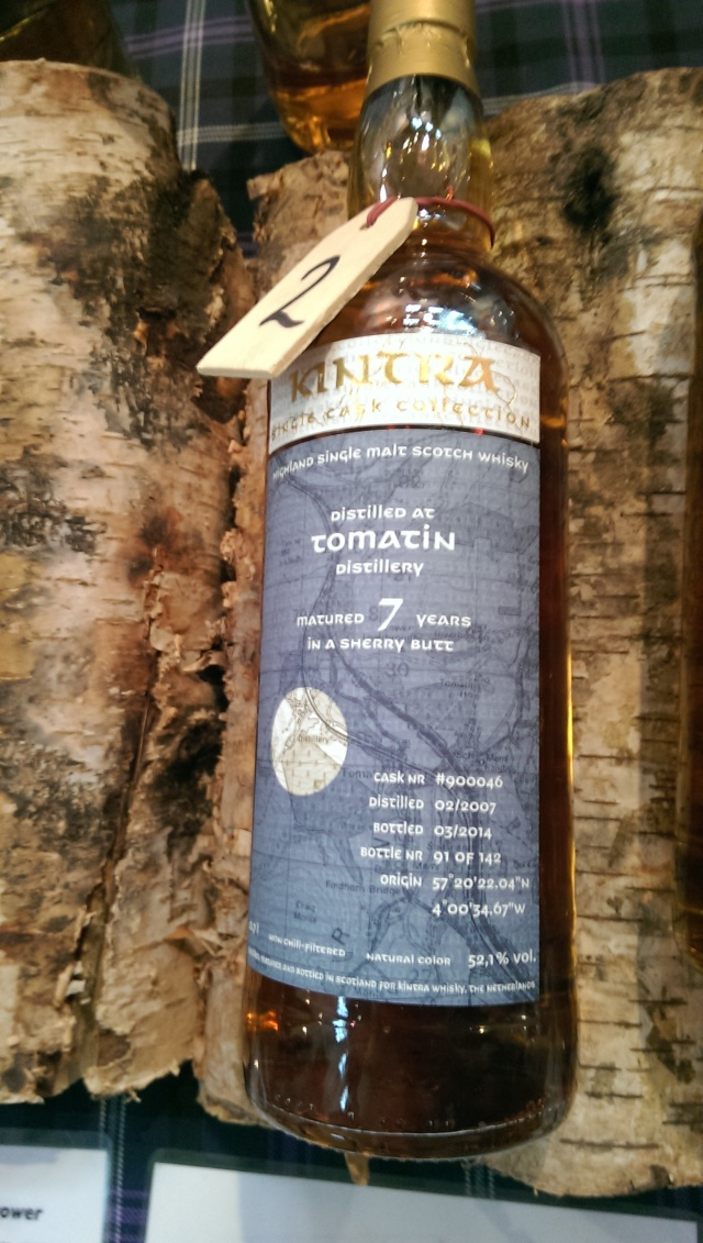 A slightly too young Tomatin